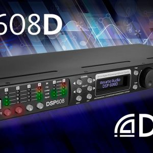 Amate Audio DSP60D